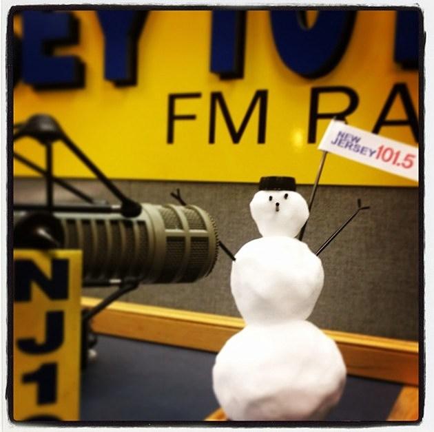 Eric's Snowman Co Host