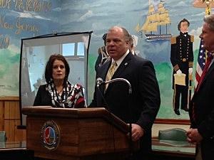 Senate President Steve Sweeney hosts 'Sandy Bill of Rights' tour