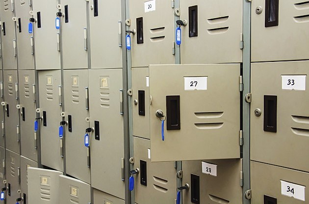 Wall of Lockers - Vote for the NJ1015 High School Athlete of the Week