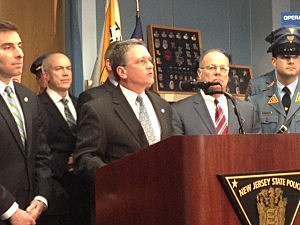 Acting Attorney General John Hoffman