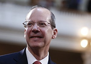 New Jersey State Supreme Court Chief Justice Stuart Rabner