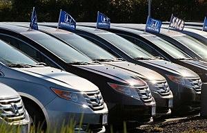 Honda Odysseys