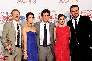 Cast of 'How I Met Your Mother'