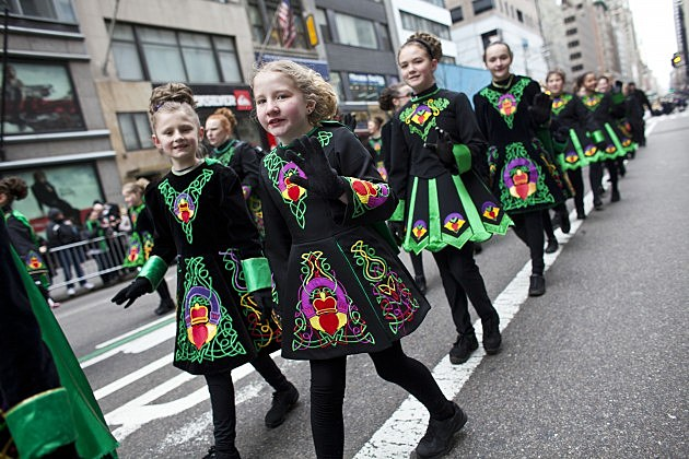 Annual St. Patrick's Day Parades in New Jersey
