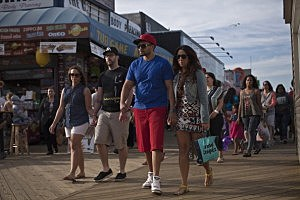 7 Months After Hurricane Sandy, New Jersey Shore Open For Memorial Day