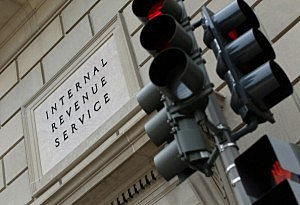 The Internal Revenue Service Building in Washington D.C.