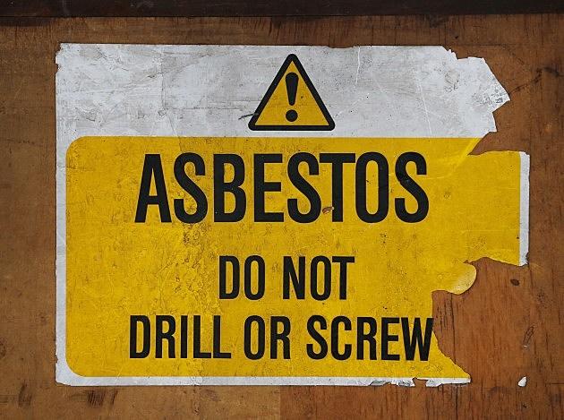 NJ Contractor Illegal Asbestos Removal