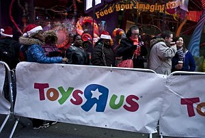 """Toys""""R""""Us in Times Square"""