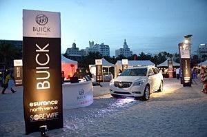 Buick on display
