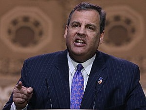 Gov. Chris Christie (R-NJ) speaks at the CPAC Conference in Washington