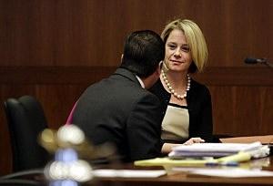 Bridget Anne Kelly in Court