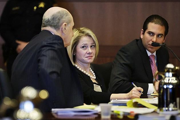 Bridget Anne Kelly In Court For Hearing