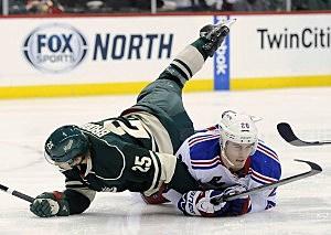 Rangers vs. Wild
