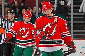 Patrik Elias, Jaromir Jagr, New Jersey Devils