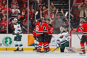 Andy Greene, New Jersey Devils