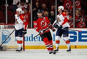 Travis Zajac, New Jersey Devils