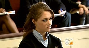 Rachel Canning in court