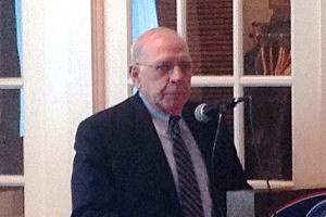Former NJ Congressman Jim Saxton