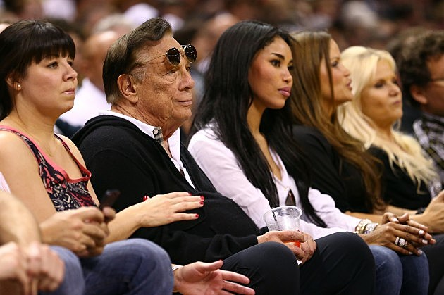 Clippers' Owner Donald Sterling