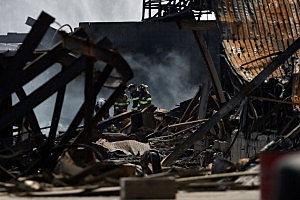 Massive Fire Leaves Major Damage To Jersey Shore Town Of Seaside Heights