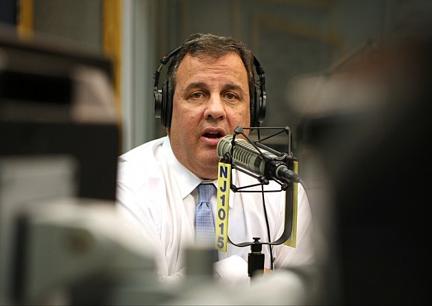 Gov. Christie in-studio for Ask the Governor