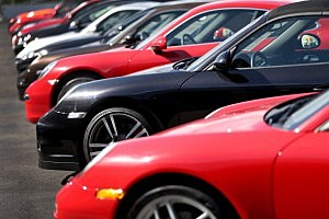 Luxury Car Sales On The Rise As Buyers Shed Recession Caution