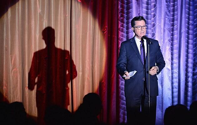 "Stephen Colbert Named New Host of ""Late Show"""