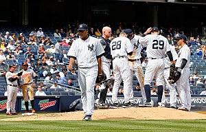 Ivan Nova, New York Yankees