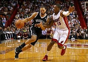 Deron Williams, Brooklyn Nets