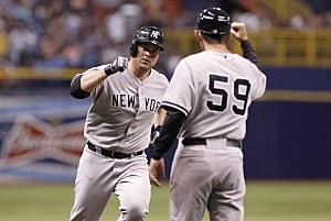 Brian McCann, New York Yankees