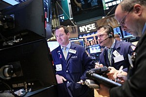 NYSE Re-Opens For Trading After Easter Holiday