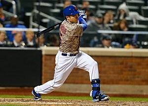 Travis d'Arnaud, New York Mets