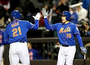 Lucas Duda, New York Mets