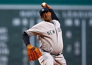 C.C. Sabathia, New York Yankees