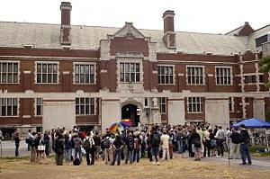 Princeton Students Protest Senate Republicans Bid To End The Filibuster