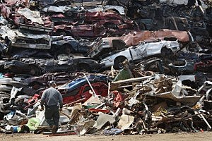 Scrap Metal Yards See Increase In Business