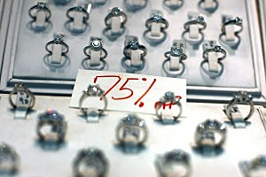 Jewelry Business Experiences Bankruptcies, Losses Due To Recession