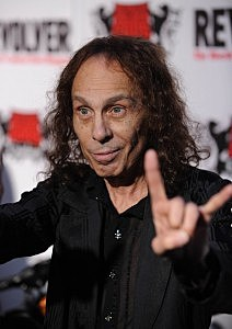 Ronnie James Dio - Frazer Harrison Collection: Getty Images Entertainment