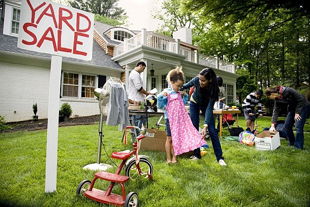 Are Yard Sales Worth It?