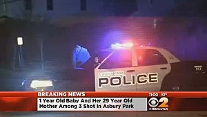 Asbury Park Police respond to shooting