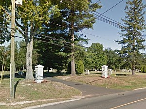 Elmwood Cemetery in North Brunswick