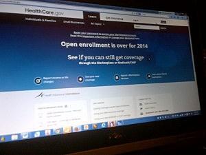 Obamacare website