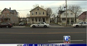 One of the homes involved in multiple shootings in Vineland