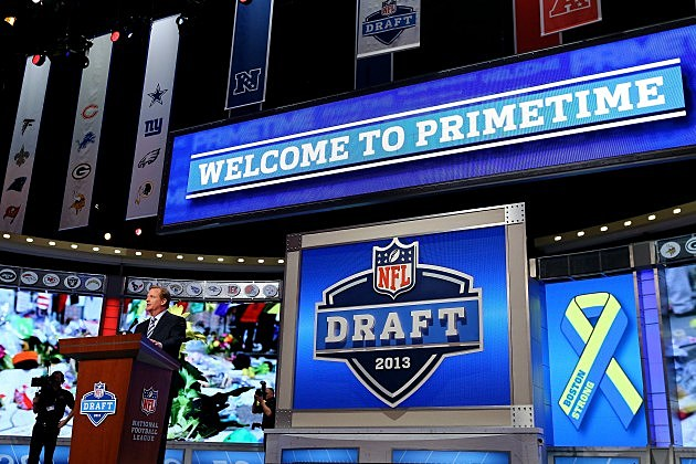 Who Will the NY Giants Pick in the 2014 NFL Draft?