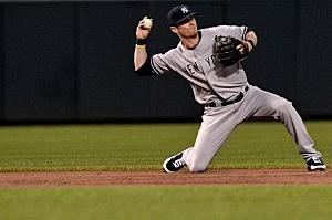 Yankee shortstop Brendan Ryan