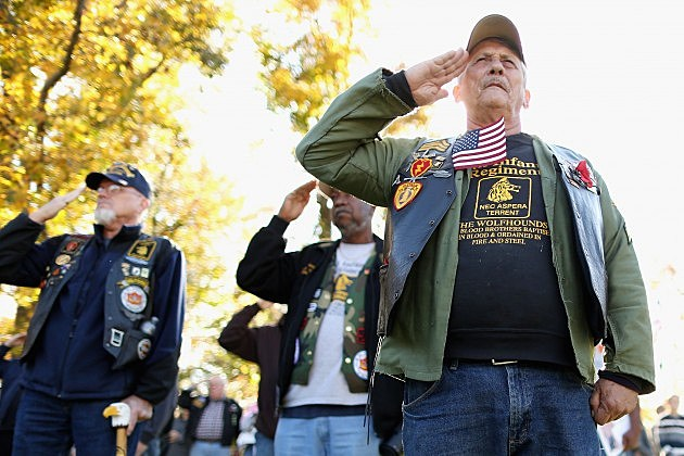 Vietnam Veterans Honored in NJ on Vietnam Remembrance Day