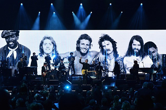Top Cover Performances by Bruce Springsteen and the E Street Band