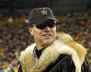 Former quarterback Jim McMahon