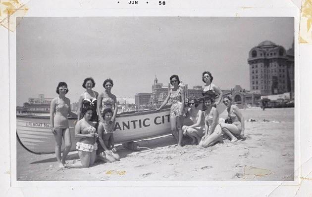 Classic Atlantic City Photo