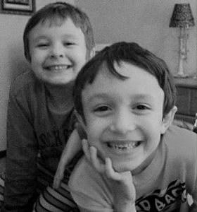 Nicholas and Anthony Jordan